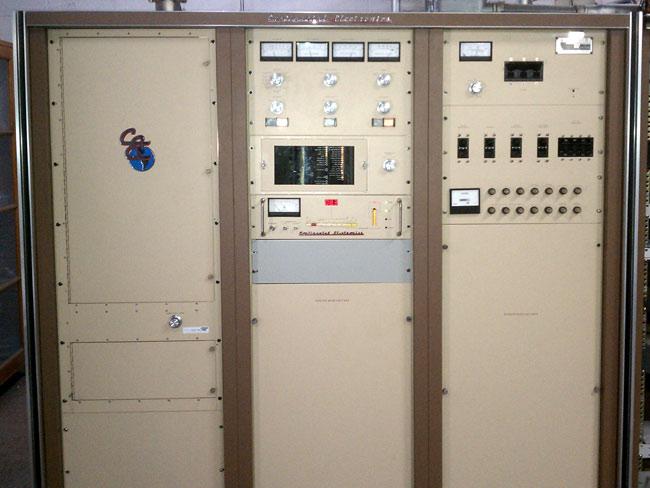 Continental 816R2 transmitter, WFLY, Troy, NY