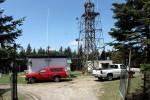 mount equinox former radar site