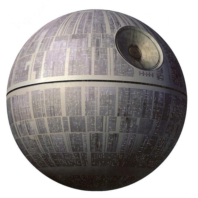 The Death Star strikes again