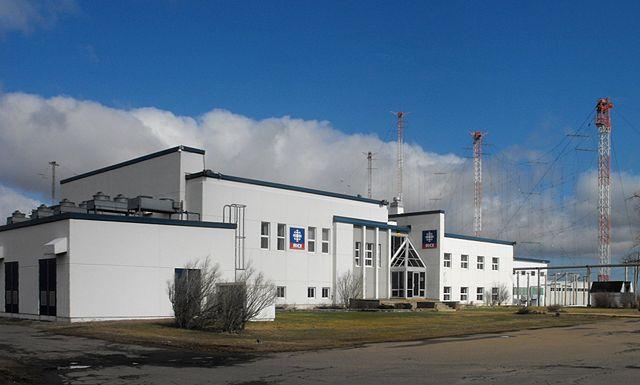 RCI transmitter site, Sackville, NB