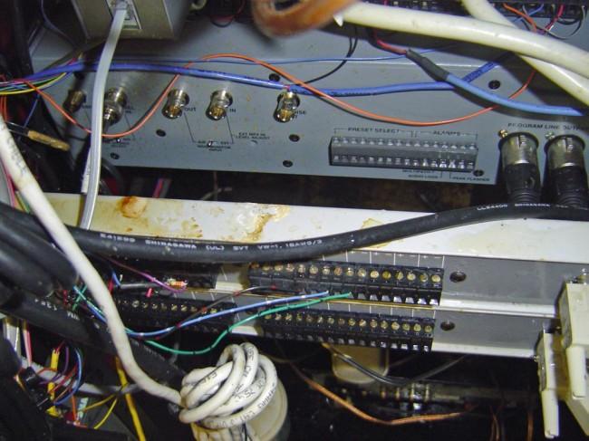 WBPM Gentner remote control