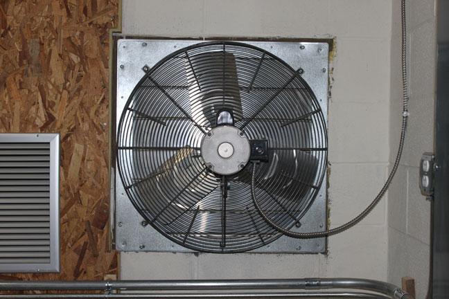 Backup cooling