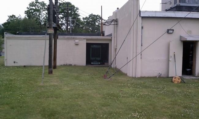 WDCD bomb shelter