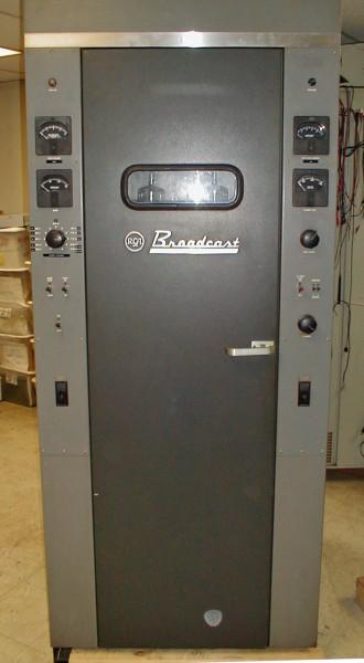 RCA BTA1 transmitter