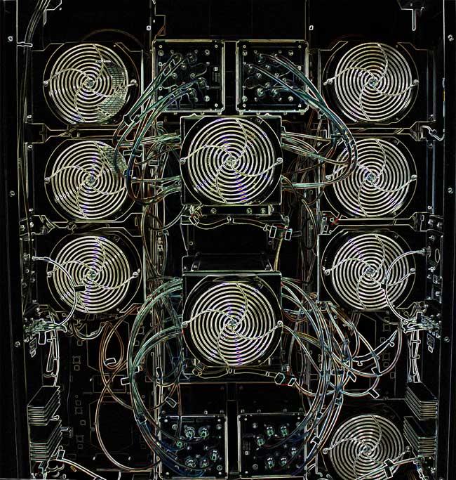 Borg transmitter