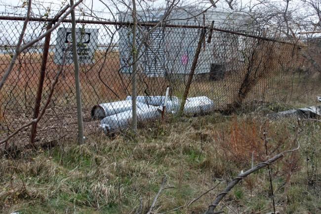 100 lb propane tanks