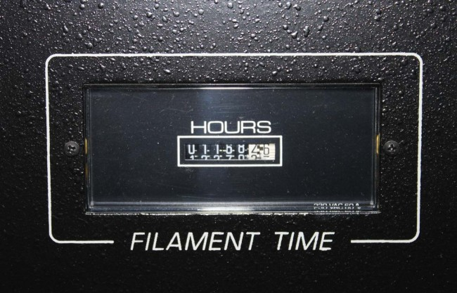 BE FM20T filament meter