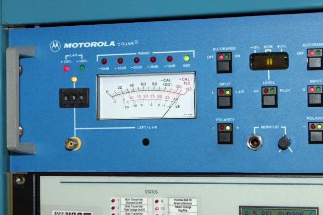 AM modulation monitor