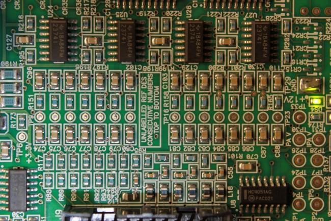 Controller board, NV transmitter