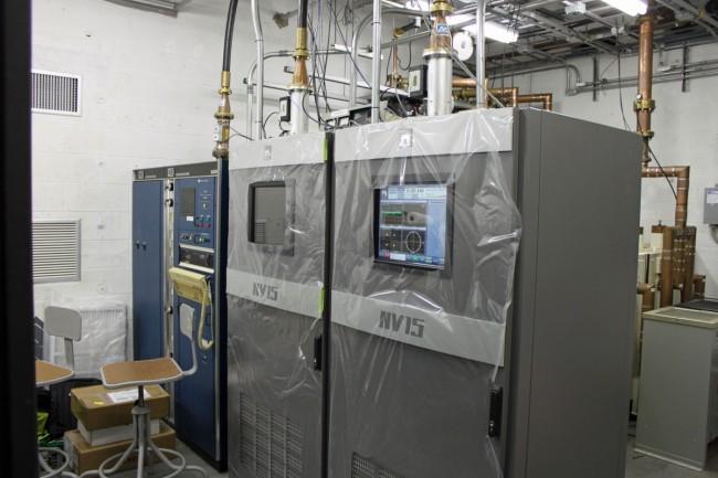 Nautel NV20 transmiters