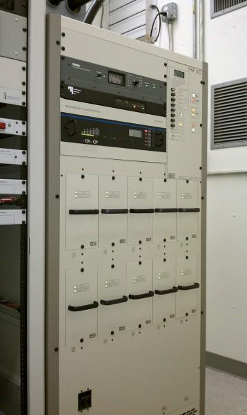 WDST transmitter, Broadcast Electronics FM5C