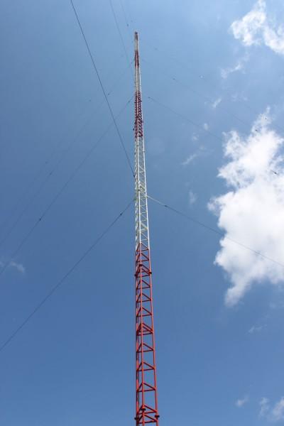 WKNY tower