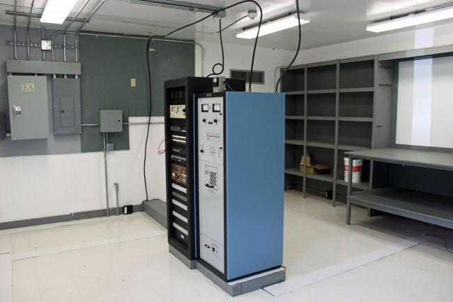 WKNY transmitter
