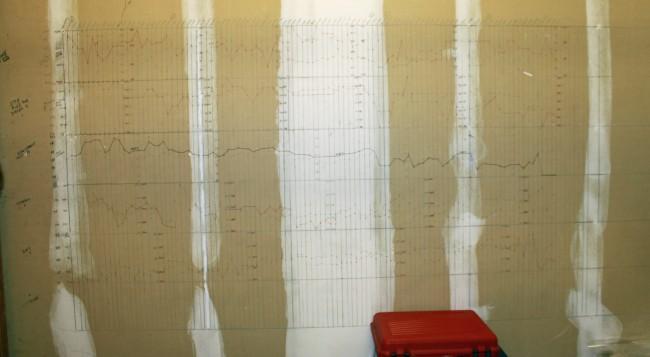 WIZN FM25K  transmitter log