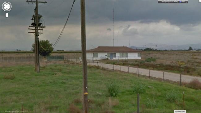 GE BT-25 Mystery transmitter site