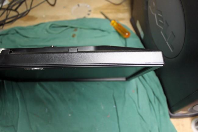 Dell E198FPf monitor bezel