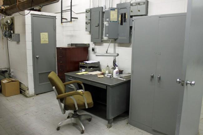 Former WMHT operator position
