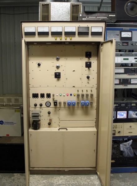 WQBJ backup transmitter, CSI FM20T