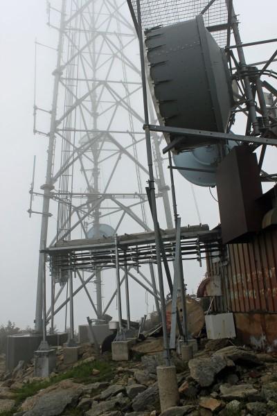 Killington Peak tower