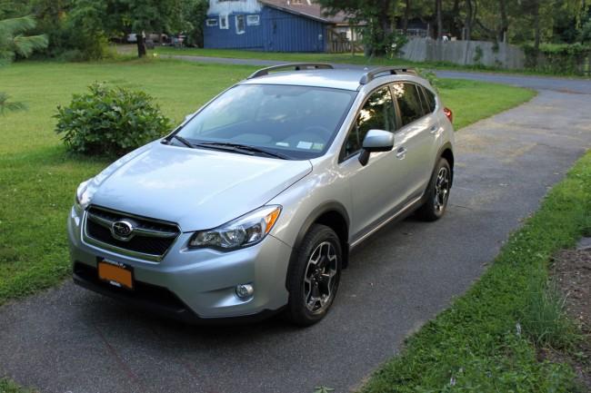 2014 Subaru Crosstrek XV