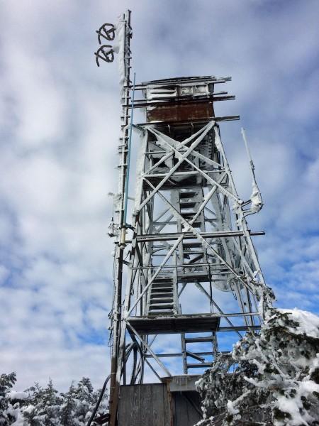 ERI antenna, WZRT/WJJR Killington VT
