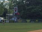 The Sportable 3306LED02 Baseball Scoreboard