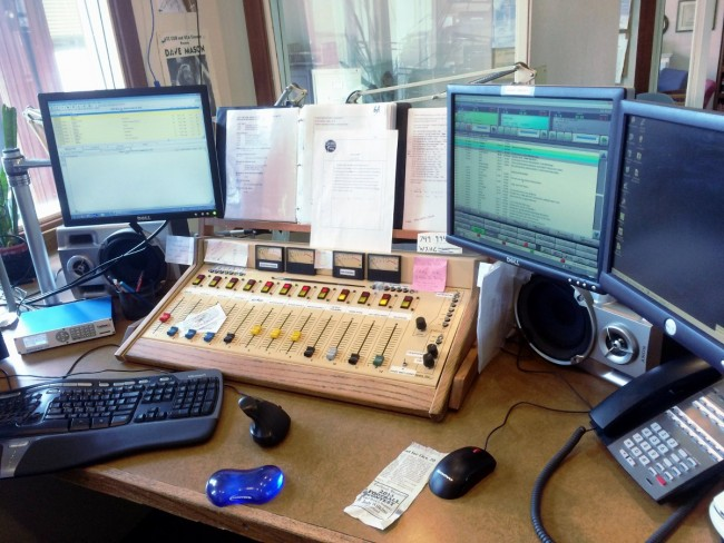WXHC air studio