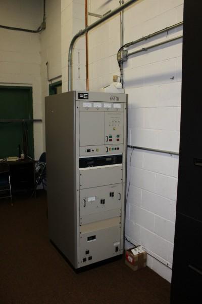 Broadcast Electronics FM1B transmitter