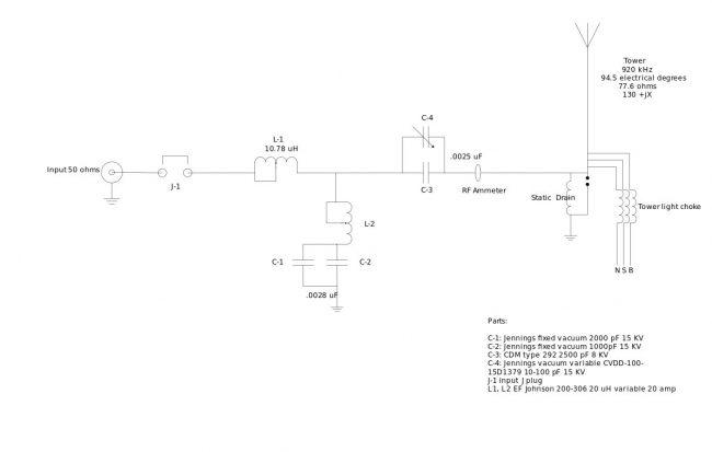 WGHQ ATU Schematic diagram