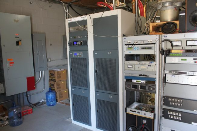 WEBE, Bridgeport, CT GatesAir FLX-40 on the air for the first time