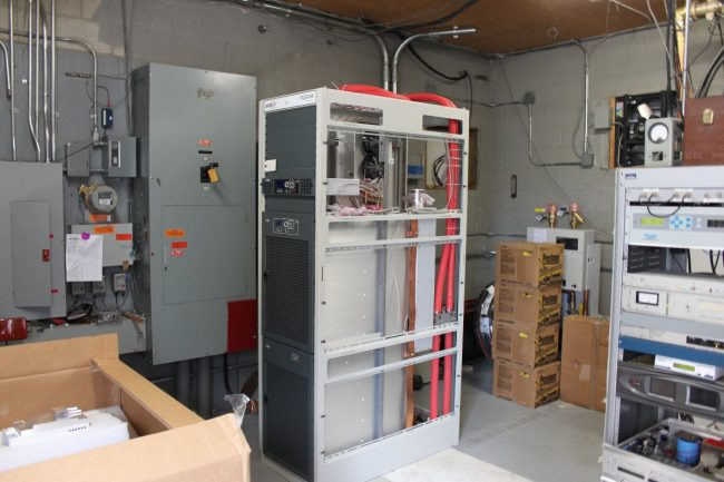 FLX-40 cabinet one